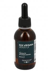 D3 VEGAN 2000 UI Vitamina D3 da Lichene islandico