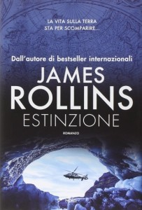 ESTINZIONE di James Rollins