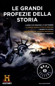 LE GRANDI PROFEZIE DELLA STORIA di Autori Vari