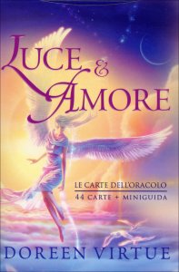 LUCE & AMORE Le carte dell'oracolo. 44 carte + miniguida di Doreen Virtue