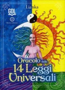 ORACOLO DELLE 14 LEGGI UNIVERSALI Con libretto di istruzioni di 80 pagine di Lianka Trozzi