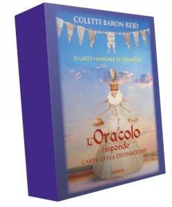 L'ORACOLO RISPONDE Carte della divinazione di Colette Baron Reid