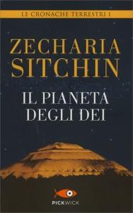 IL PIANETA DEGLI DEI Le Cronache Terrestri Vol.1 di Zecharia Sitchin