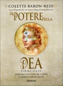 IL POTERE DELLA DEA - ORACOLO Cofanetto con 52 carte e guida esplicativa di Colette Baron-Reid
