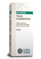 TILIA COMPOSTA - FORZA VITALE Integratore alimentare utile per favorire il fisiologico benessere del sistema nervoso