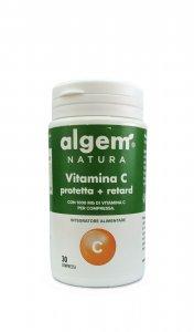 VITAMINA C - PROTETTA + RETARD Con 1000 mg di Vitamina C per compressa