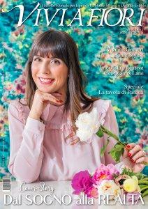 VIVI A FIORI N.1 - PRIMAVERA 2021 Il Salotto Floreale per Ispirarsi tra Home Styling e Dettagli di Stile di Viviana Grunert