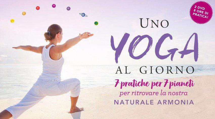 7 pratiche yoga per 7 pianeti