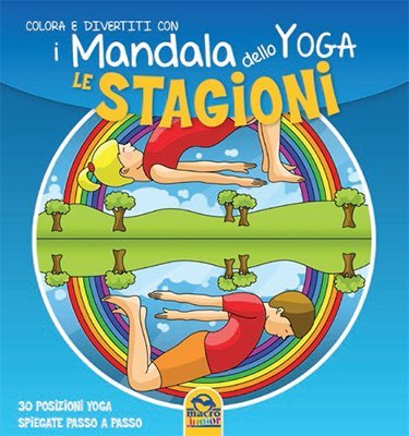 """Anteprima del libro """"I Mandala dello Yoga - Le Stagioni"""""""