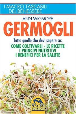 """Anteprima del libro """"Germogli"""" di Ann Wigmore"""