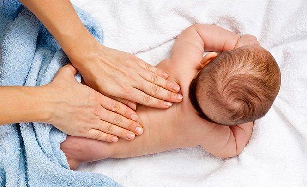 Massaggio Cinese per Bambini