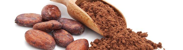 La grande differenza tra Cacao crudo e cotto