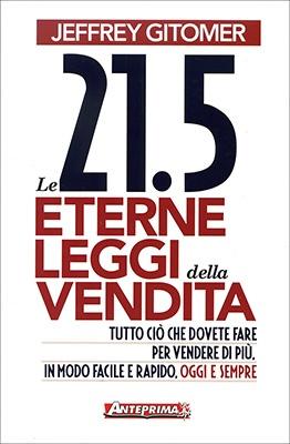 Le 21.5 Eterne Leggi della Vendita - Introduzione