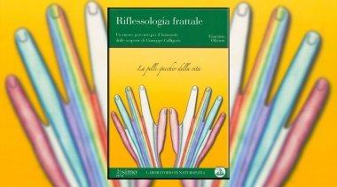 """Anteprima del libro """"Riflessologia Frattale"""" di Giacinto Olivieri"""