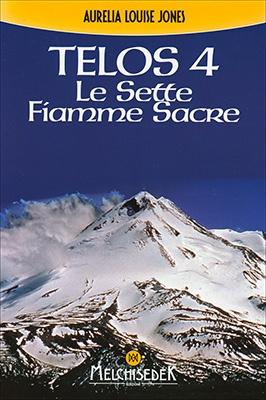 "Anteprima del libro ""Le Sette Fiamme Sacre"" di Aurelia Louise Jones"