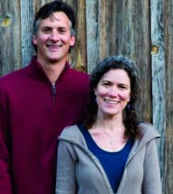 Kirsten e Christopher Shockey